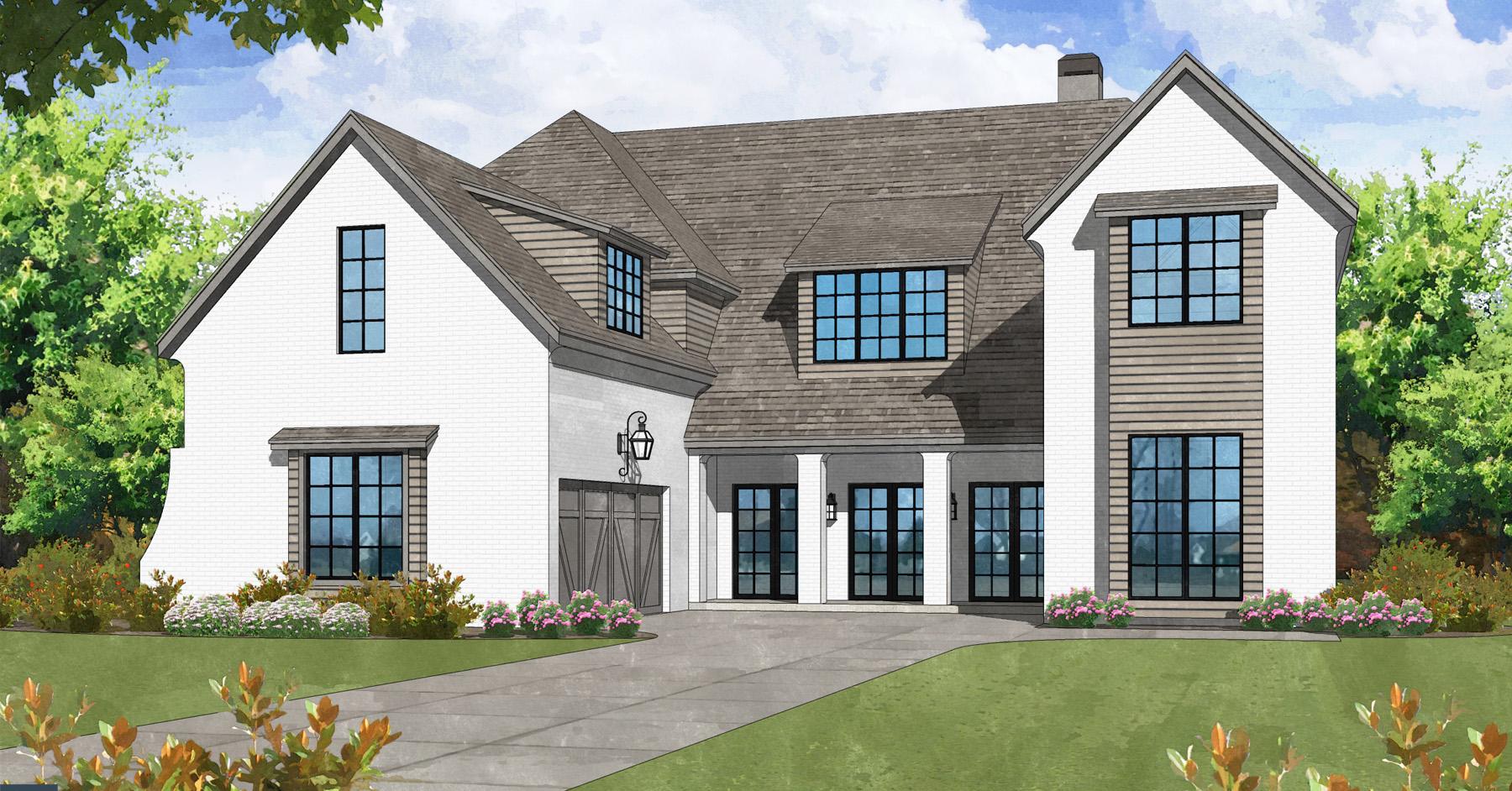Hunters Creek Village  <br/>Custom Home<br>8443 Hunters Creek Dr, Houston, TX